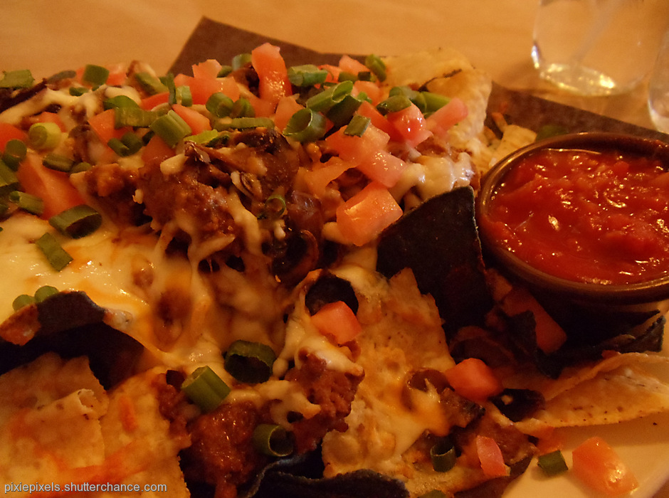 photoblog image Nachos For Sharing